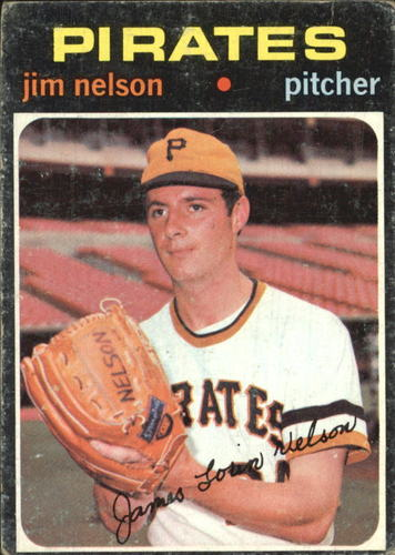 Photo of 1971 Topps #298 Jim Nelson RC