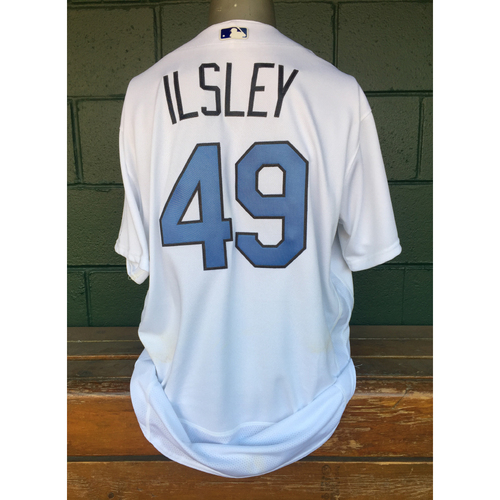 Cardinals Authentics: Blaise Ilsley Game Worn Father's Day Jersey