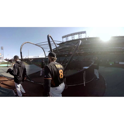Giants End of Year Auction: 2018 VIP Batting Practice Field Visit Experience