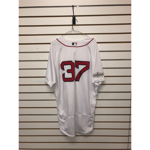 Photo of Heathe Hembree Game-Used October 1, 2017 Home Jersey