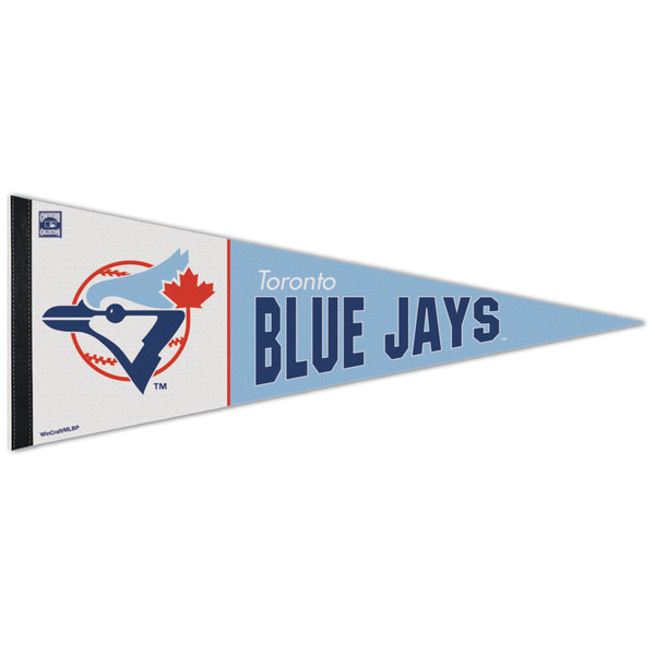 Toronto Blue Jays Cooperstown Pennant by WinCraft