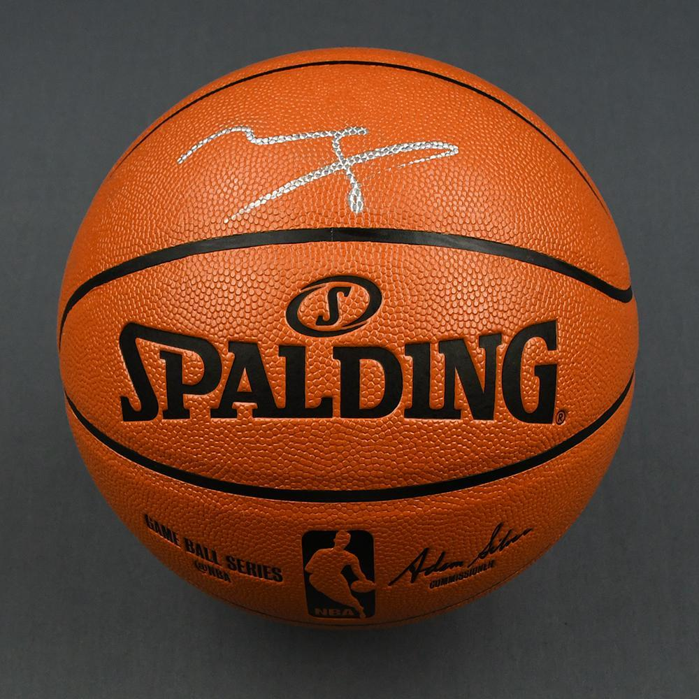 Mohamed Bamba - Orlando Magic - 2018 NBA Draft Class - Autographed Basketball