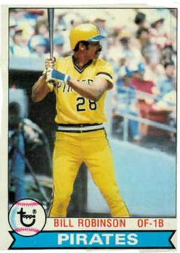Photo of 1979 Topps #637 Bill Robinson