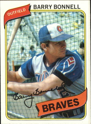 Photo of 1980 Topps #632 Barry Bonnell
