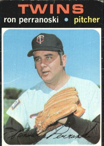 Photo of 1971 Topps #475 Ron Perranoski