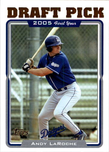 Photo of 2005 Topps #687 Andy LaRoche FY RC