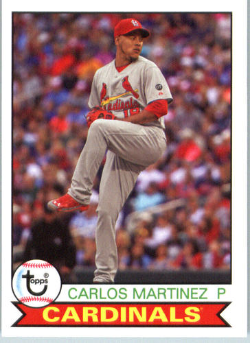 Photo of 2016 Topps Archives #184 Carlos Martinez