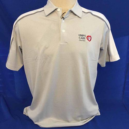 Photo of UMPS CARE AUCTION: UMPS CARE Antigua Sustain Polo Shirt, Blue, Size Medium