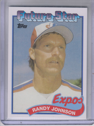Photo of 2014 Topps Future Stars That Never Were #FS14 Randy Johnson
