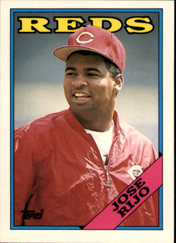 Photo of 1988 Topps Traded #92T Jose Rijo