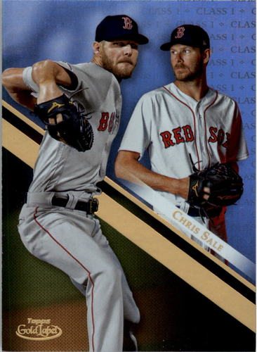 Photo of 2019 Topps Gold Label Class 1 #9 Chris Sale