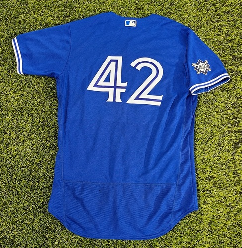 Photo of CHARITY AUCTION: Authenticated Team Issued #42 Jersey: Sean Reid-Foley (2020 Season). Size 46.