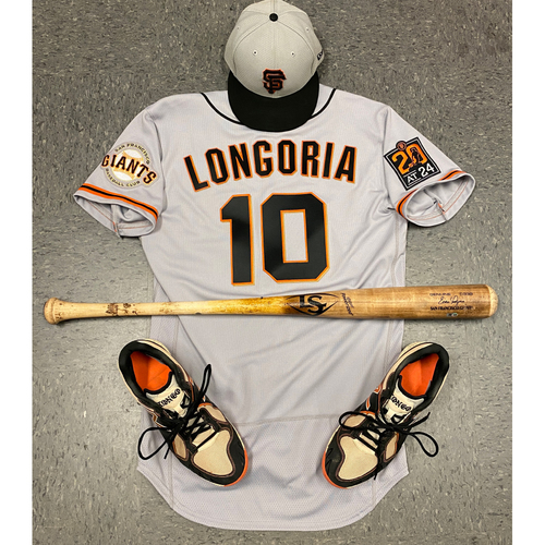 Photo of #10 Evan Longoria Player Bundle