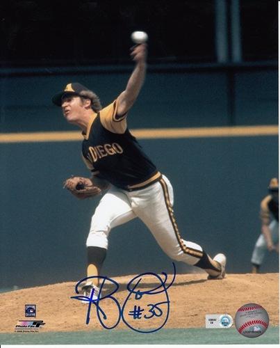 Randy Jones Autographed 8x10