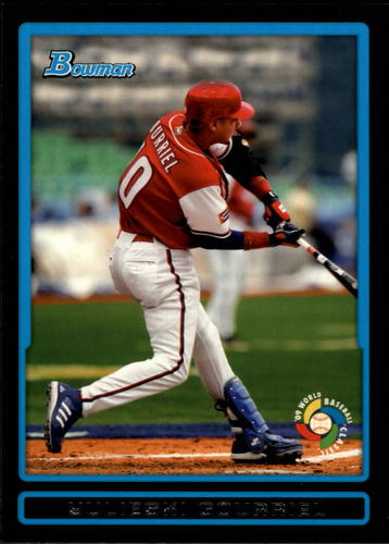 Photo of 2009 Bowman WBC Prospects #BW5 Yulieski Gourriel Pre-Rookie Card