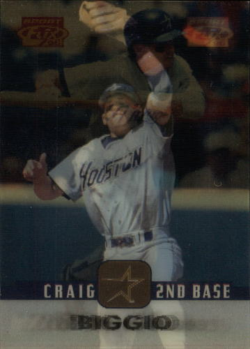 Photo of 1996 Sportflix #37 Craig Biggio