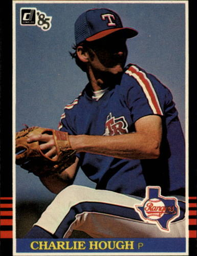 Photo of 1985 Donruss #422 Charlie Hough