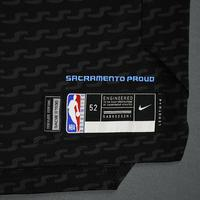 Nemanja Bjelica - Sacramento Kings - Game-Worn Statement Edition Jersey - NBA India Games - 2019-20 NBA Season