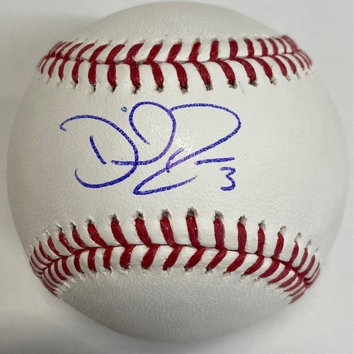 David Ross Autographed Authentic Baseball