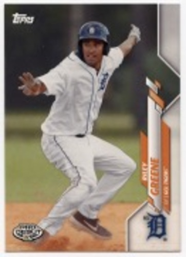 Photo of 2020 Topps Pro Debut #PD108 Riley Greene