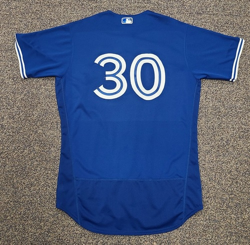 Photo of Authenticated Team Issued 2020 Spring Training Jersey: #30 Anthony Alford. Size 46