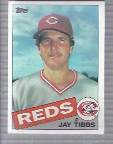 Photo of 1985 Topps #573 Jay Tibbs