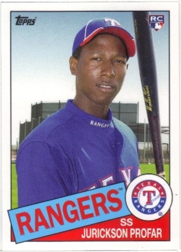 Photo of 2013 Topps Archives #133 Jurickson Profar Rookie Card
