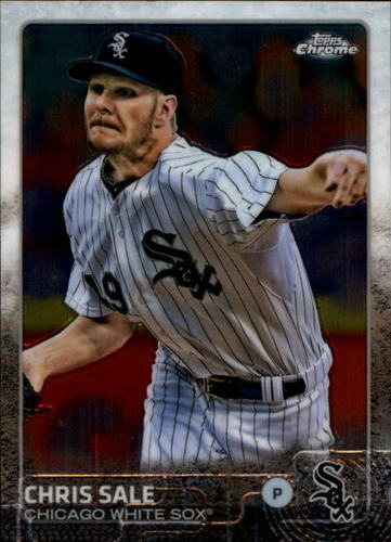 Photo of 2015 Topps Chrome #57 Chris Sale