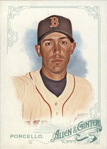 Photo of 2015 Topps Allen and Ginter #86 Rick Porcello
