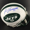 HOF - Jets Joe Namath Signed Proline Helmet
