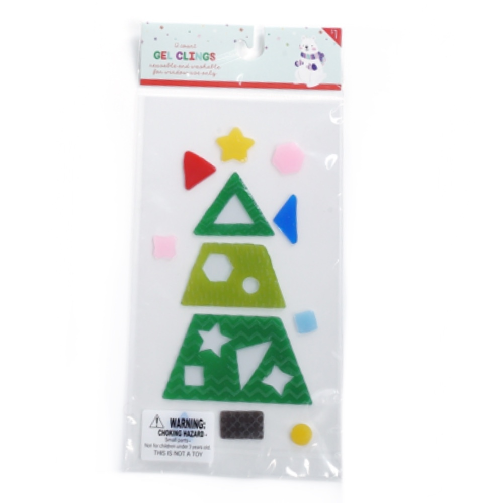 Photo of Impact Innovations Xmas Tree Gel Clings