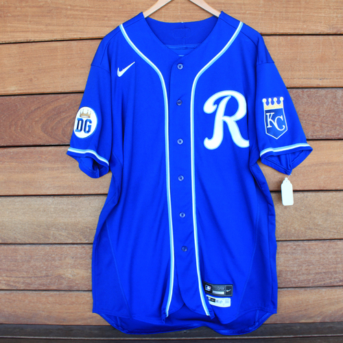 Photo of Game-Used 2021 Spring Training Jersey: Emmanuel Rivera #78 - Size 46
