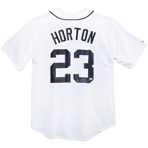 Detroit Tigers Willie Horton Autographed Jersey