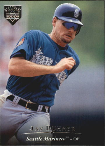 Photo of 1995 Upper Deck Electric Diamond #345 Jay Buhner