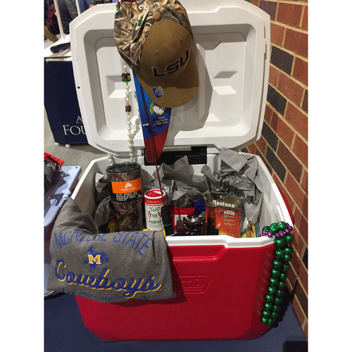 Braves Charity Auction - Braves Wives Favorite Things Basket - Jace Peterson