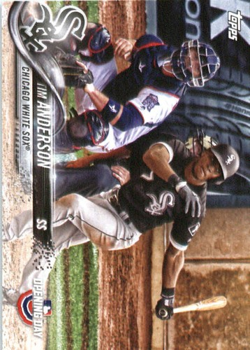 Photo of 2018 Topps Opening Day #154 Tim Anderson