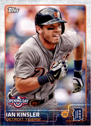 Photo of 2015 Topps Opening Day #165 Ian Kinsler