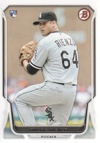Photo of 2014 Bowman #131 Andre Rienzo RC