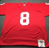 PCC - 49ers Steve Young Signed Mitchell and Ness Legacy Replica Jersey Size XL