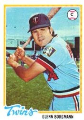 Photo of 1978 Topps #307 Glenn Borgmann