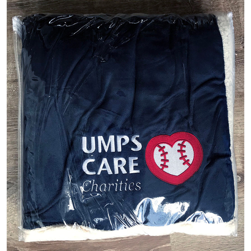 Photo of UMPS CARE AUCTION: UMPS CARE Charities Fleece Blanket