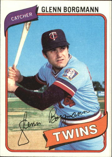 Photo of 1980 Topps #634 Glenn Borgmann DP