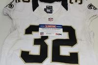 CRUCIAL CATCH - SAINTS KENNY VACCARO GAME WORN SAINTS JERSEY (OCTOBER 4, 2015)