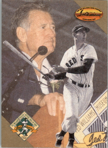 Photo of 1994 Ted Williams #LP2A Ted Williams/Brown