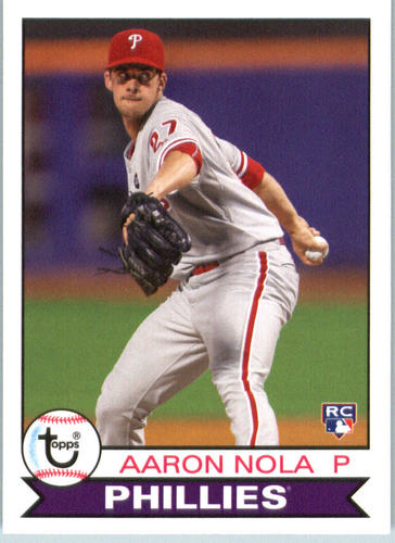 Photo of 2016 Topps Archives #193 Aaron Nola RC