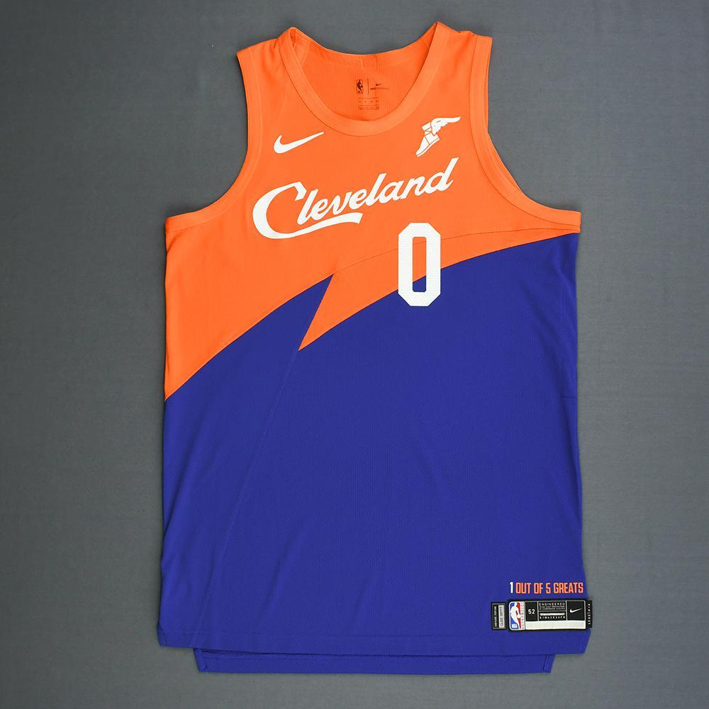 online store e0343 1b73d Kevin Love - Cleveland Cavaliers - Game-Issued City Edition ...
