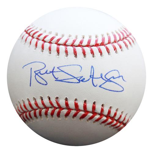Photo of Autographed Baseball: Bret Saberhagen