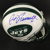 PCC - Jets Joe Namath Signed Proline Helmet
