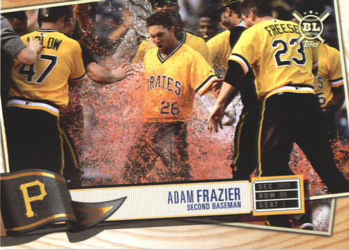 Photo of 2019 Topps Big League #169 Adam Frazier
