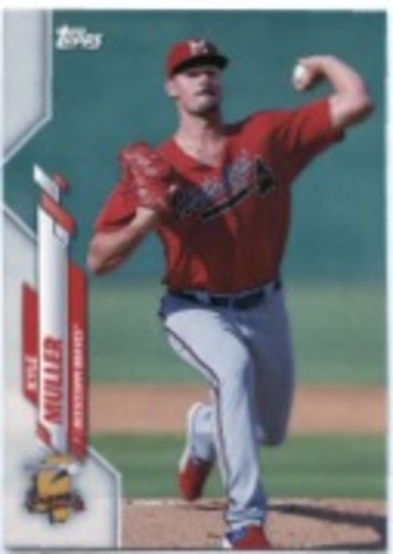 Photo of 2020 Topps Pro Debut #PD121 Kyle Muller
